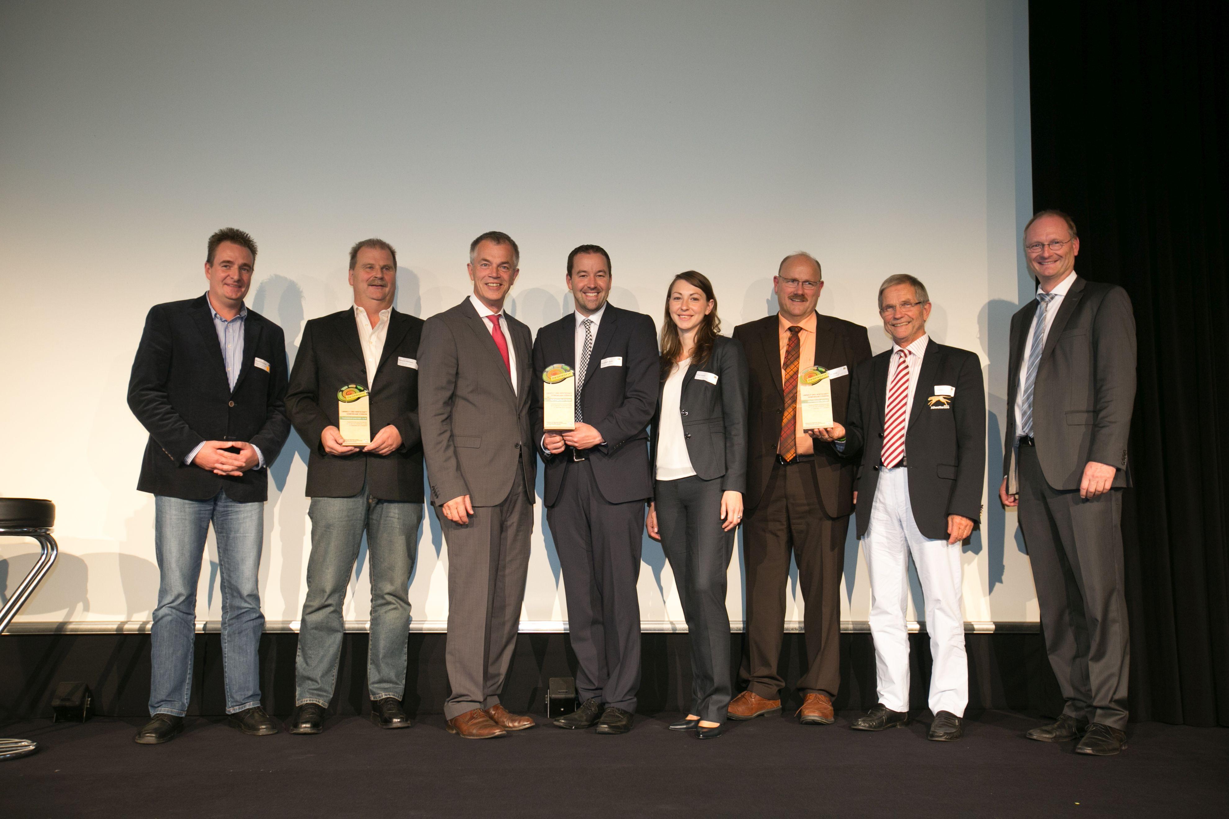 Buhl PaperForm als Ökoprofitbetrieb ausgezeichnet