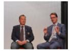 Veranstaltung Heimhof-Theater mit Minister Hendrik Wüst und Prof. Dr. Siebdrat – Moderation J. Liminski